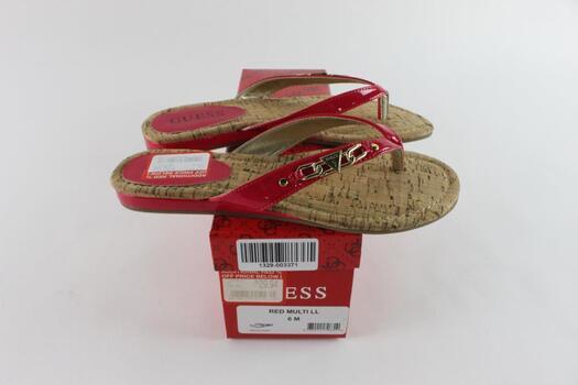 Guess WGJuliann Womens Sandals, Size 6