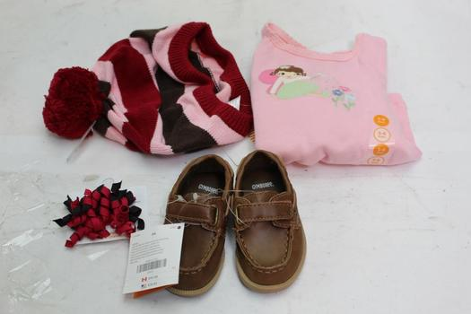 Gymboree Baby Girl Clothing, 4 Pieces