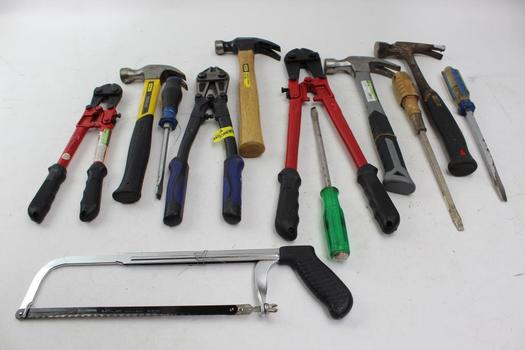 Hammers, Bolt Cutters And More: Pittsburgh, Kobalt 10+ Items