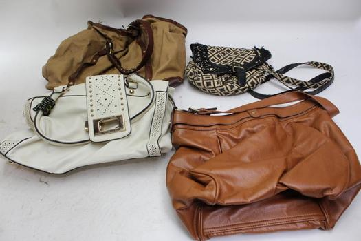 Handbags: H&M, Forever 21 And More: 4 Items