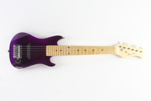 Harmony Mini Electric Guitar