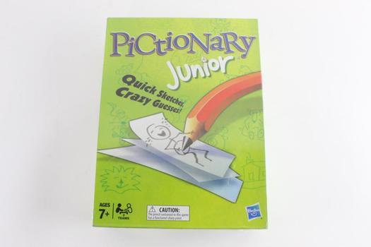 Hasbro Pictionary Junior Board Game