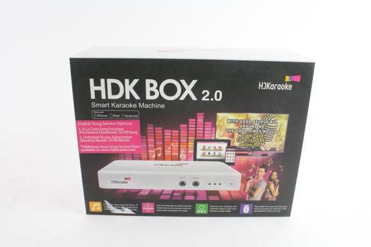 HD Karaoke Smart Karaoke Machine