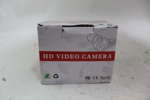 HD Video Camera Dome Cam
