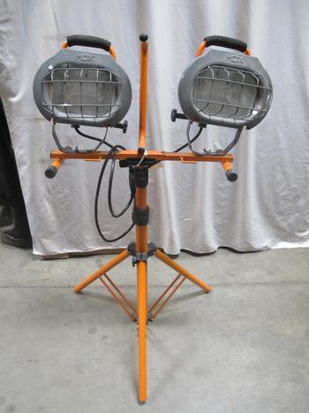 HDX On Sight Dual Work Light