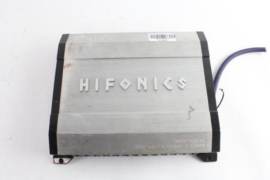 Hfonics Amplifier