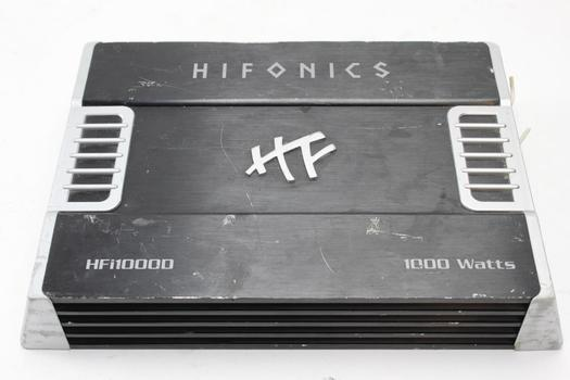 Hifonics Amplifier