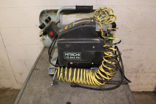 Hitachi Air Compressor