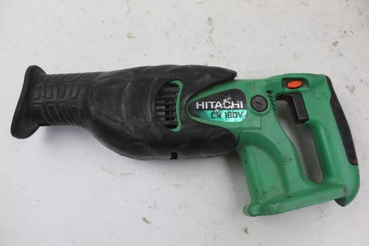 Hitachi CR18DV Reciprocating Saw