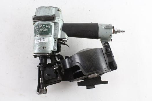 Hitachi Pneumatic Coil Nailer