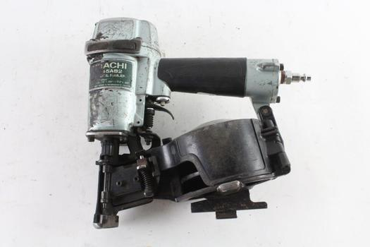 Hitachi Pneumatic Coil Nailer