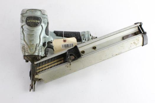 Hitachi Pneumatic Strip Nailer