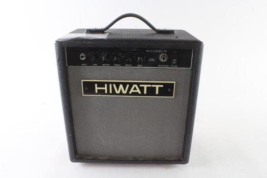 Hiwatt Guitar Amplifier