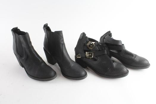 H&M Women's Shoes Size 7 And Reveal Women's Shoes Size 9, 2 Pairs