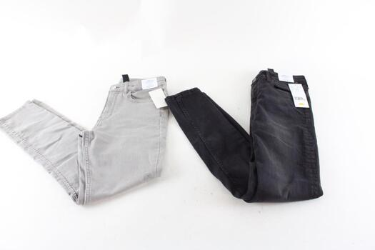 H&M  Young Girls Jeans, 8 Pieces