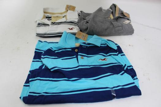 Hollister Polo Shirts, Size M