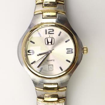 Honda Stainless Steel Watch