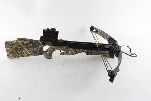 Horton Compound Crossbow