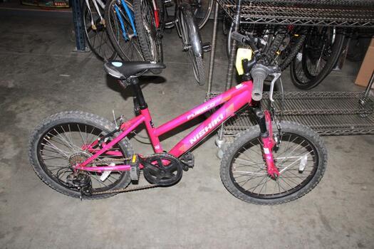 Hot Pink Nikishi Mountain Bike