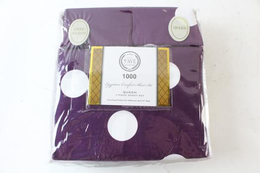 Hotel 5th Ave Queen Sheet Set