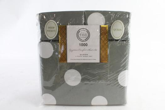 Hotel 5th Ave Sheet Set, Queen