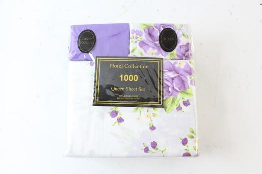 Hotel Collection Queen Sheet Set