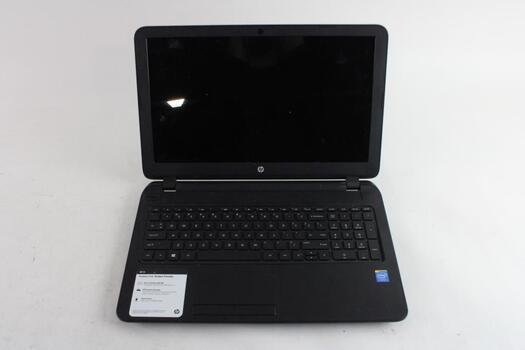 HP 15 Notebook Laptop