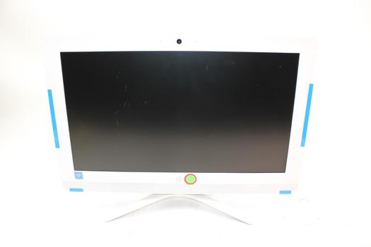 HP 20 All-In-One Desktop Computer