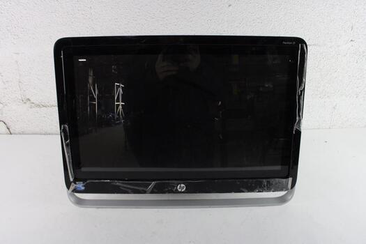 HP 21 Touchsmart All In One Desktop Computer