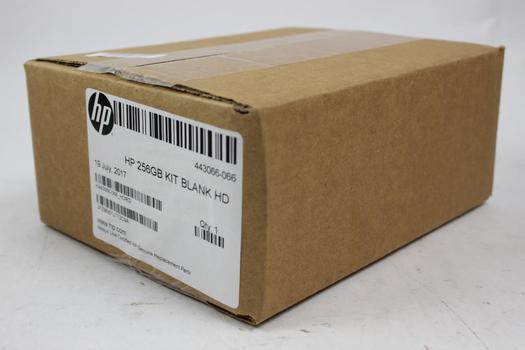 HP 256GB SSD HardDrive