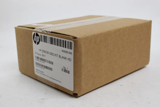 HP 256GB SSD HardDrive