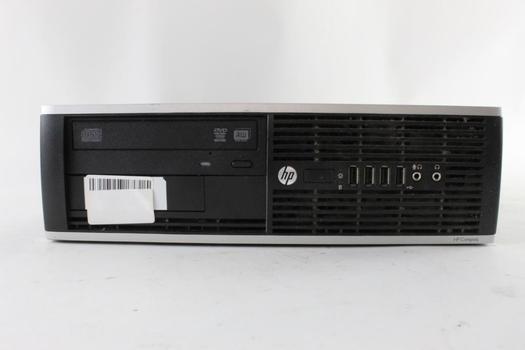 HP Compaq 8200 Elite Small Form Factor Desktop Computer