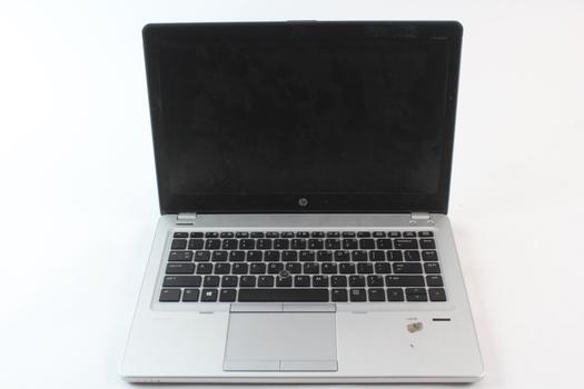 HP Elitebook Folio Laptop