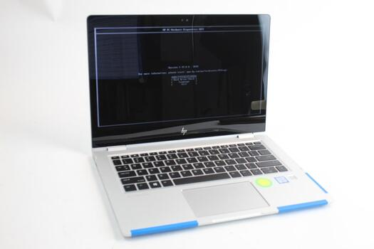 HP EliteBook X360 1030 G2 Convertible Notebook PC