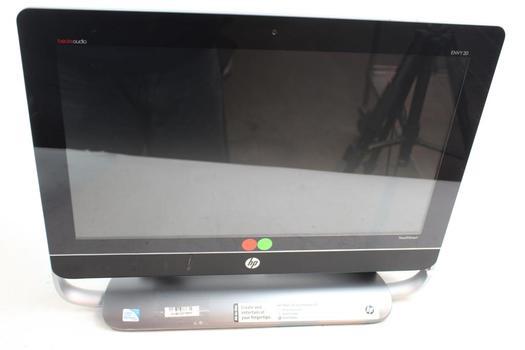 HP Envy 20 Touchsmart All-In-One Desktop Computer