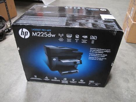 HP Laserjet Pro MFP Model M225dw