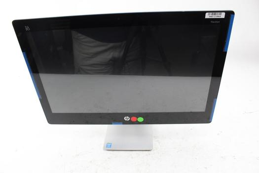 HP Pavilion 22 TouchSmart All-In-One Desktop Computer