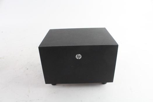HP Speaker System Subwoofer, Subwoofer Only