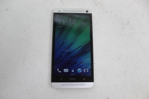 HTC One M7, 32GB, Sprint