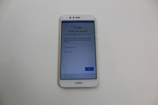 Huawei Nova 2 Plus, 64GB, Movistar, Google Account Locked, Sold For Parts