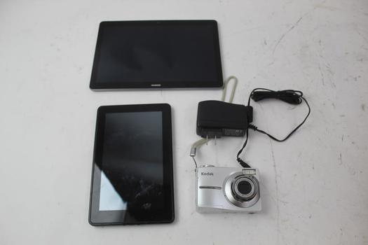 Huawei Tablet And More, 3 Pieces