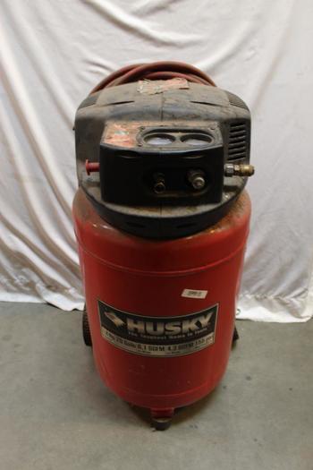 Husky H1820F 1.8 HP 20 Gallon Air Compressor