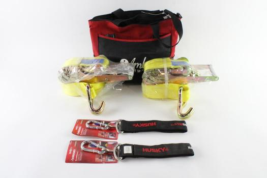 Husky Hangalls And More, 4 Pieces