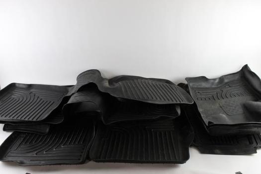 Husky Liners Floor Mats, 9 Pieces
