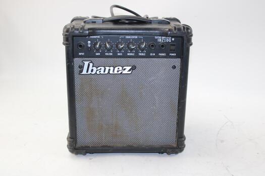 Ibanez Guitar Amplifier IBZ10G