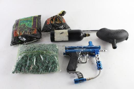 Icon Paintball Gun
