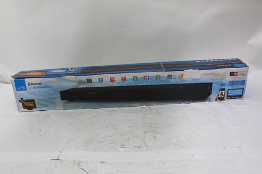 "ILive Blue 37"" HD Bluetooth Sound Bar"