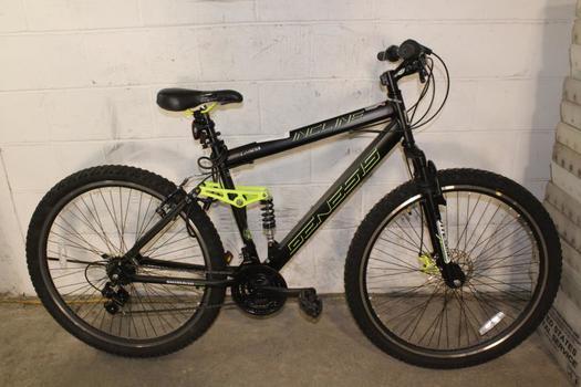 Incline Genesis Mountain Bike