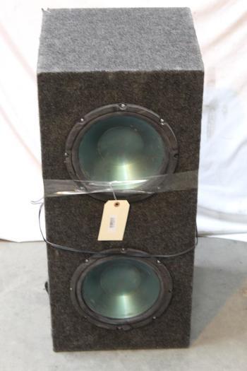 Infinity Car Speaker