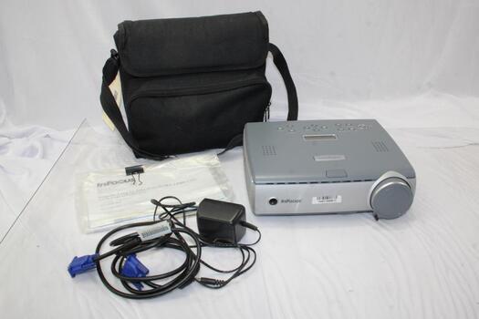 Infocus LP600 Projector
